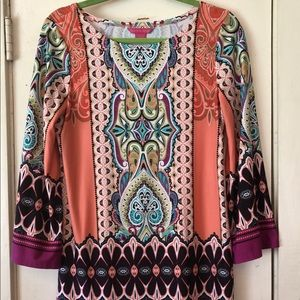 Gorgeous tunic top